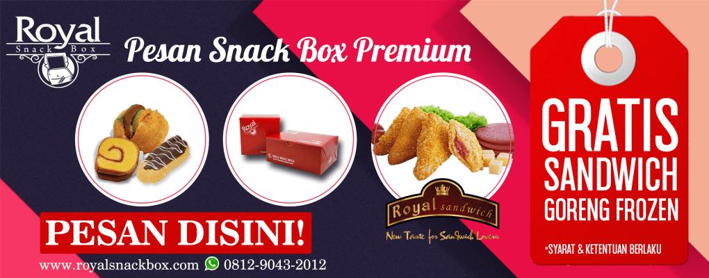 Promo Snack Box