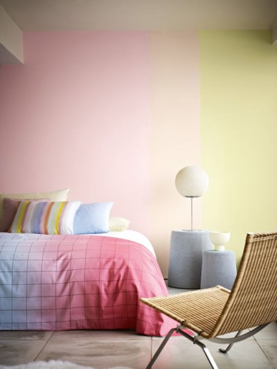 Wallpaper vs paint: variety, durability, cost & use in different rooms