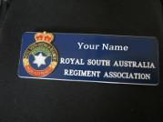 RSARA Nameplate (85 x 30 mm)