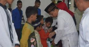 Santunan Anak Yatim Karumkit dr. Rahmat Saptono Sp.Og