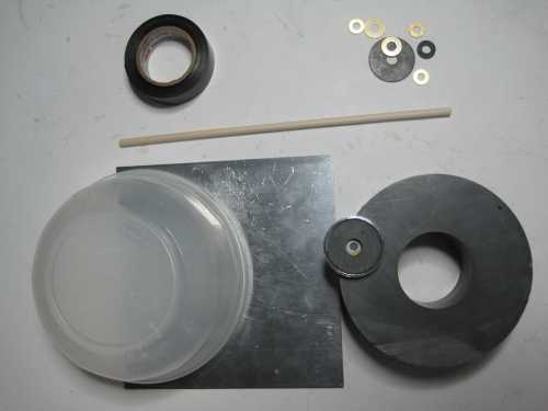 Medium Of How To Make A Magnet