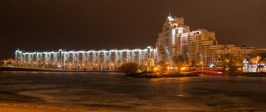 Река Свислочь. Фото с сайта people.onliner.by