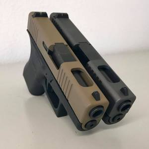 Glock Milling, Cerakote, and other services