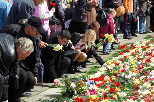 Латвия. 9 мая | Фото с сайта 9may.lv
