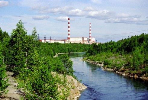 Ко́льская АЭС