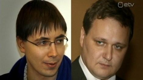 Николай Стельмах, Индрек Раудне