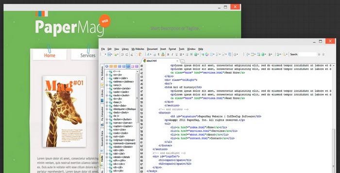 10 Alternatif Software Design Web Terbaik Selain