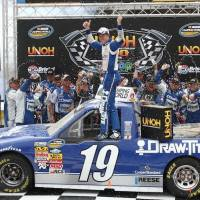 NCWTS: Brad Keselowski Earns Maiden Win at Bristol