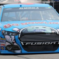 NSCS: Almirola's Chase Hopes Running Dry Following Chicago