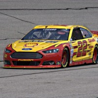 NSCS: Joey Logano's Dream Season Almost Comes To Nightmarish End