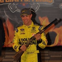 NSCS: Kenseth Scores Pole at Lightning-Fast Texas