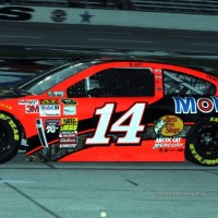NSCS: Tony Stewart Does The Impossible, 200-Mile-Per-Hour Lap In Texas