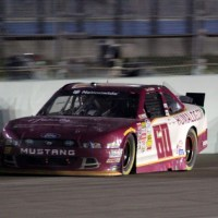 NNS: Chris Buescher Ends Impressive Rookie Year with Top-Five Finish