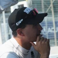 """VICS: Graham Rahal Looking for """"Luck and Consistency"""" in 2015"""