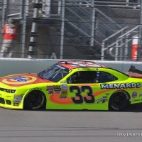 NXS: Menards to Return As Sponsor of No. 33 Team
