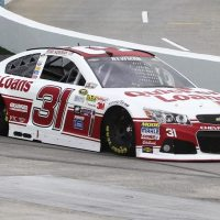 NSCS: Ryan Newman Fastest in First Practice at Martinsville