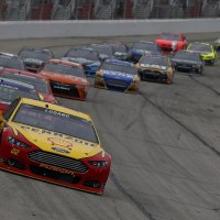 NSCS: Logano Dominant; Dillon In The Garage As Atlanta Race Nears Midway Point