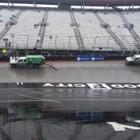 NSCS: Wet Weather Delays Start of Food City 500 in Support of Steve Byrnes