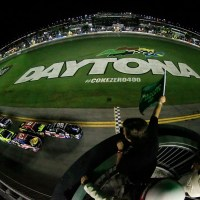 A Day at the Coke Zero 400 From the Stands
