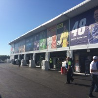 NSCS: Harvick, Truex Attend New Trackside Fanatics Fan Center Opening