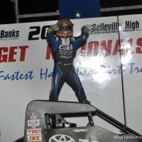 Abreu opens Belleville Nationals with another victory