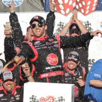 NXS: Austin Dillon Scores A Hometown Victory At Charlotte
