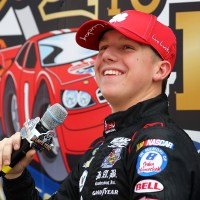 NCWTS: John Hunter Nemechek Comes Close to Pulling Off Emotional Win