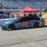 Lazenby: Fans Get On Track at the Action Track