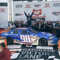 ARCA: Gus Dean Earns First Series Victory in Thrilling Finish at Talladega