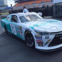 NXS: Hamlin Drives Away From Penalty to Win Hisense 300