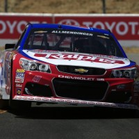NCSC: Allmendinger Hits Road Block In California