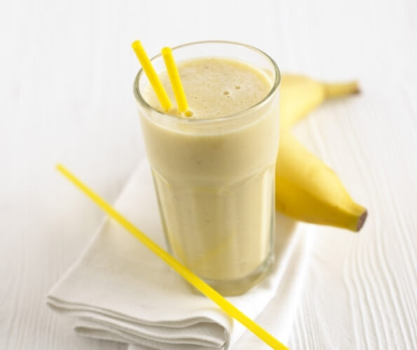 Коктейль «Молочно-банановый»