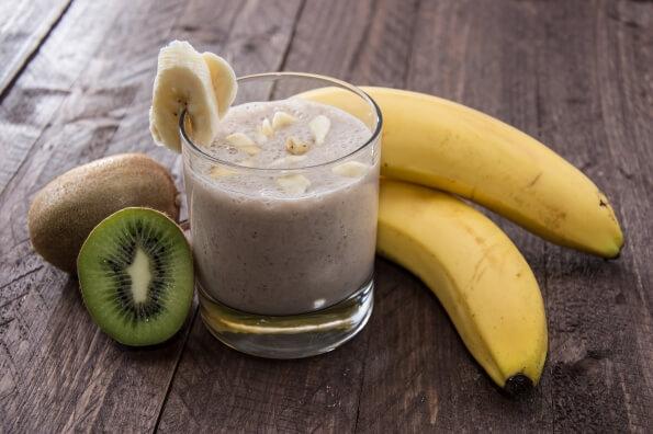 Коктейль «Бананово-шоколадный»