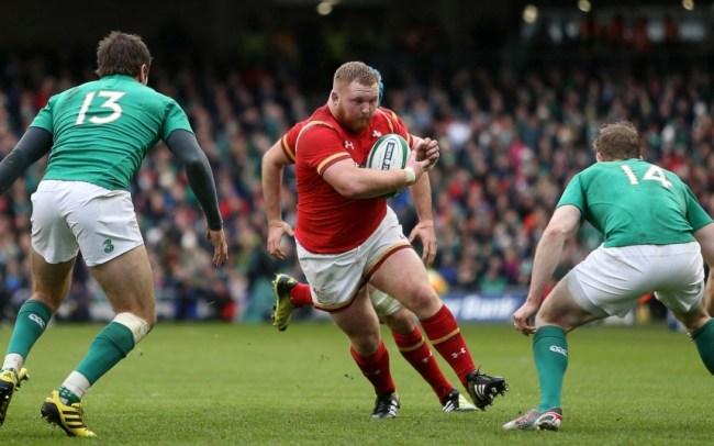 Ireland v Wales - RBS 6 Nations 2016, Britain - 7 Feb 2016