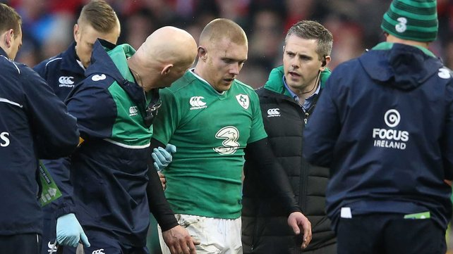 Keith Earls Reveals The Age Old Pressure In Rugby That Has Caused Him So Many Injuries