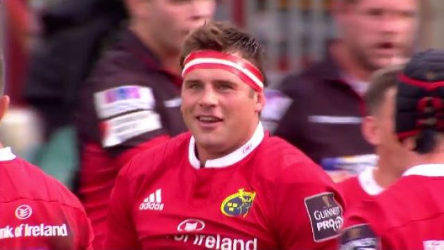 Watch: CJ Stander On Player Cam Yesterday Was An Absolute Joy To Watch