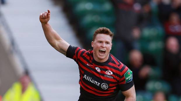 Saracens Boss Mark McCall Has Some Pretty Harsh Words For Chris Ashton