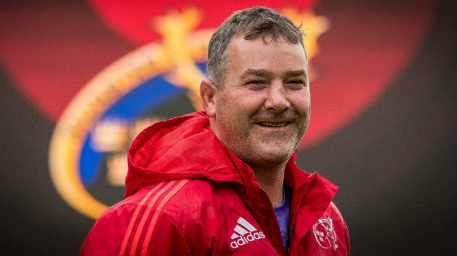 Munster Announce Special Anthony Foley Arrangements For Saturday's Game