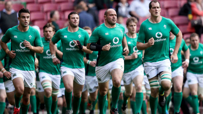 Breaking: Joe Schmidt Names 34-Man Ireland Squad For New Zealand Test