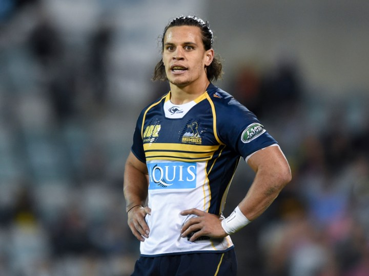 SUPER RUGBY BRUMBIES FORCE