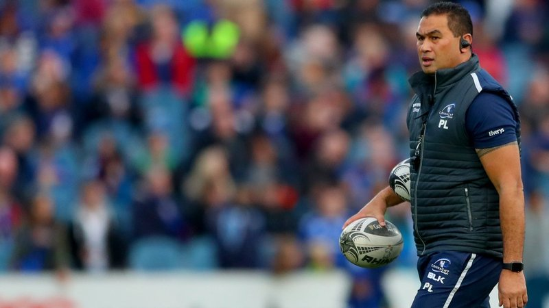 Former All Black Emerges As Contender For Connacht Job