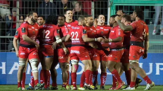 Toulon Make Shock Transfer Ahead Of Champions Cup Tie This Weekend