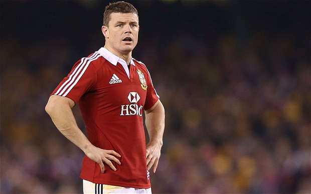 Former Lions Star Makes Huge Omission & Brian O'Driscoll Calls Him Out