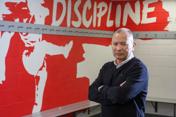 Eddie Jones Reckons He Already Knows Who The Lions Captain Will Be