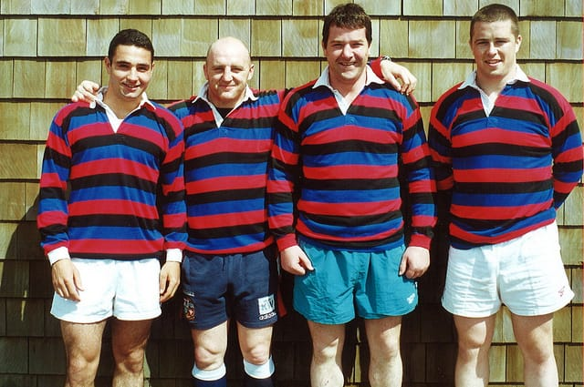 Pic: Anthony Foley's Old School Honour Him With Wonderful Tribute On Cup Day
