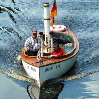 Mit dem Dampfboot vom Ruhrgebiet zur Nordsee