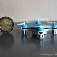 Die wohl kleinste Drohne der Welt