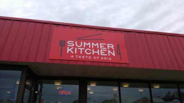 summer kitchen - Summer Kitchen Menu