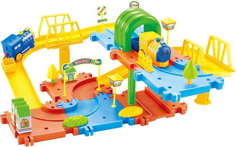 Large Of Toy Train Sets
