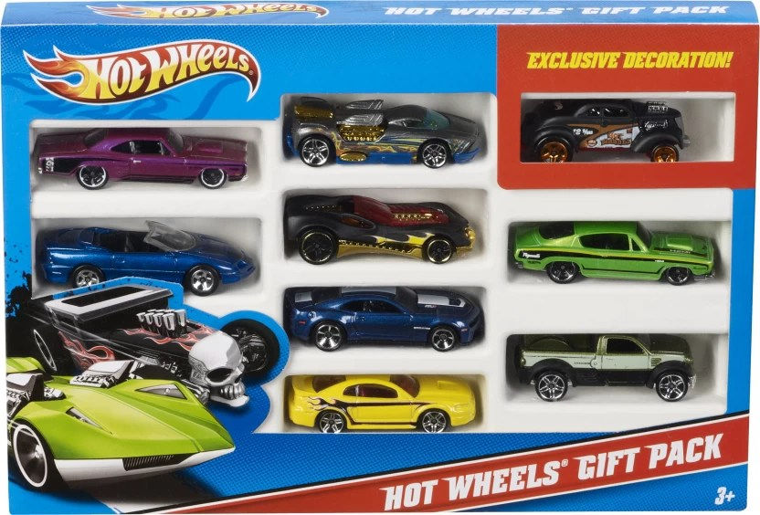 Hot Wheels Gift Pack   Gift Pack   shop for Hot Wheels products in     Hot Wheels Gift Pack   Gift Pack   shop for Hot Wheels products in India   Toys for 3   11 Years Kids    Flipkart com